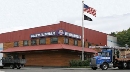 Dunn Lumber Headquarters, Present Day
