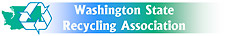 Washington State Recyling Association Logo