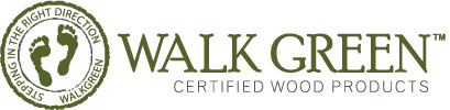WalkGreen FSC® Certified Wood Products at Dunn Lumber