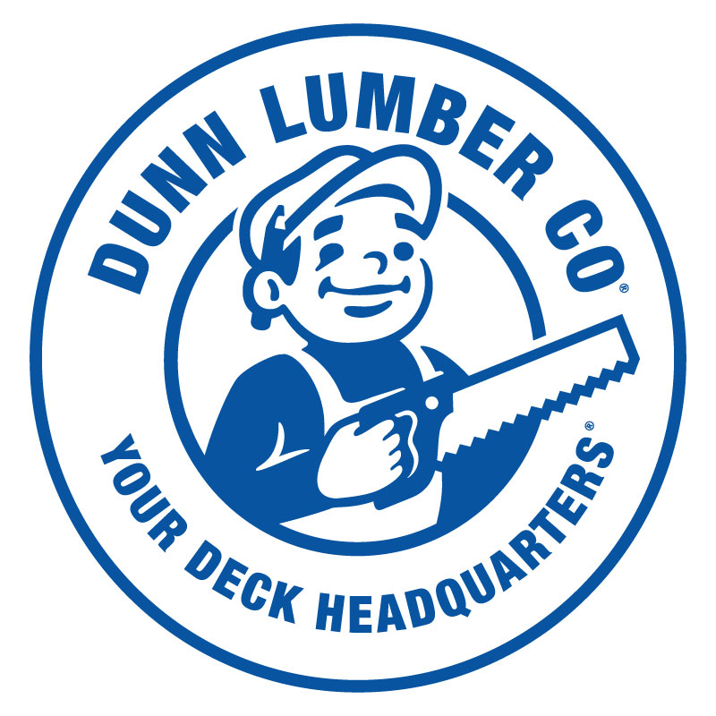Dunn Lumber-Your Deck Headquarters Logo
