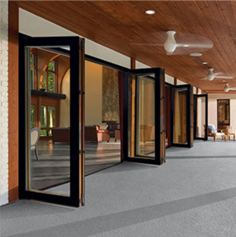 Ultimate Bi-Fold Door